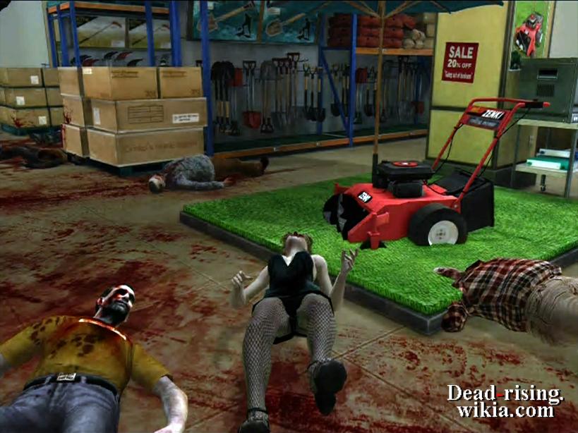 Dead Rising: Zombie Erotica - (Dead Rising Book 1)