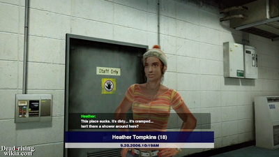 Dead rising twin sisters heather rescued