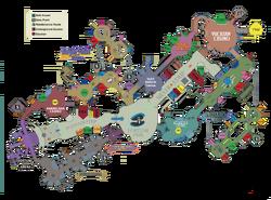 Dead Rising 2 Map smaller