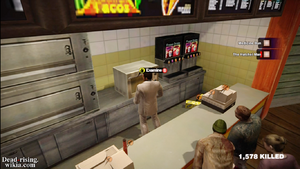 Dead rising stove central tacos