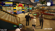 Dead rising survivors escorting eight (7)