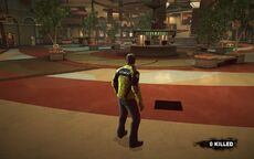 Dead rising 2 high rollers empty world (2)