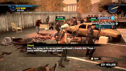 Dead rising 2 case 0 Handle With Care no broadsword (8)