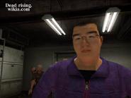 Dead rising survivors in security room (4)