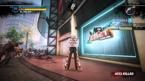 Dead Rising 2 PC - Knight Cowboy (Modding)