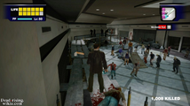Dead rising the hatchet man running to north plaza