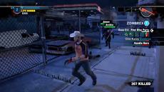 Dead rising 2 case 0 Handle with care broadsword have (18)