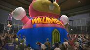 Dead rising bunny balloon