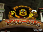 Dead rising pp dead rising pp food court bee sign
