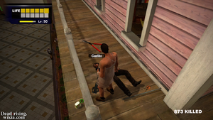 Dead rising infinity mode unable to get food