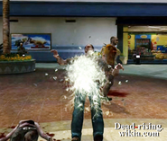 Dead rising wine zombies hit by bottles (2)