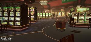 Dead rising Slot Ranch Casino no zombies