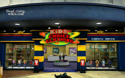 Dead rising kids choice clothing