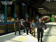 Dead rising survivors 8 escorting