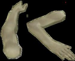 Dead rising Mannequin Arm