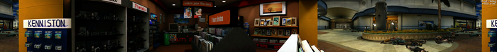 Dead rising Cam's Camera PANORAMA