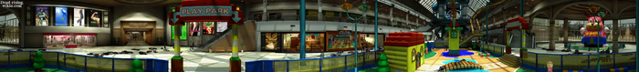 Dead rising wonderland plaza PANORAMA