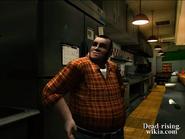Dead rising restaurant man