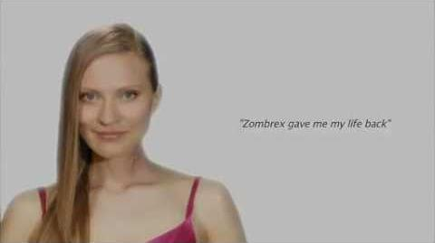 Zombrex TV Ad and Testimonials