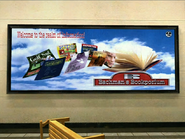 Dead rising backmans bookporium entrance plaza ad