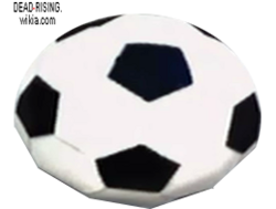 Dead rising Soccer Ball