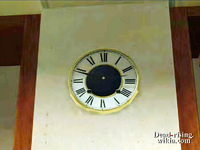 Dead rising the distinguished gentleman clock