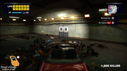 Dead rising maintence tunnel meat processing area door