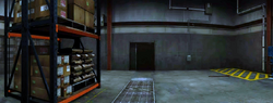 Dead rising maintance tunell warehouse