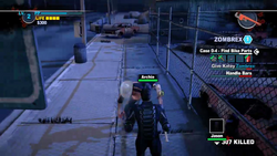 Dead rising 2 case 0 Handle with care broadsword have (16)