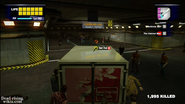 Dead rising maintence tunnel wonderland plaza sign and entrance door (2)