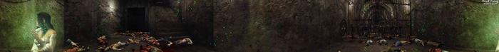 Dead rising Cave Panorama