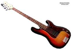 Dead rising Bass Guitar