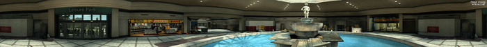Dead rising North Plaza PANORAMA