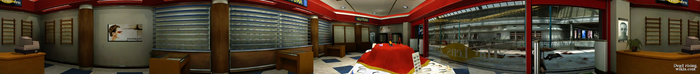 Dead rising The Lens Zen PANORAMA