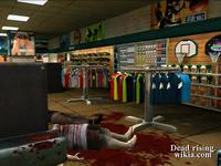 Dead rising All Display Racks Spun pp bonus racks in jasons