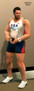Dead rising clothing USA Track Outfit