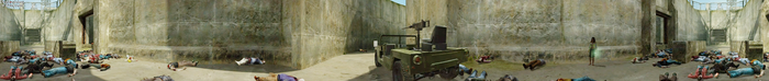 Dead rising Jeep Panorama