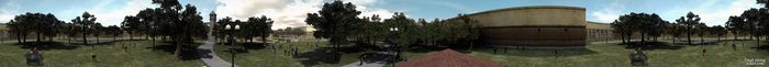 Dead rising leisure park PANORAMA