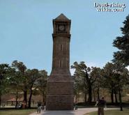 Dead rising clocktower