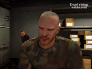 Dead rising survivors in security room (3)