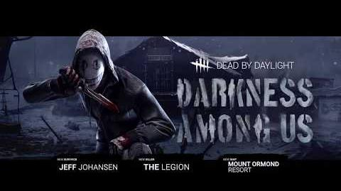 Dead by Daylight Darkness Among Us - Launch Trailer