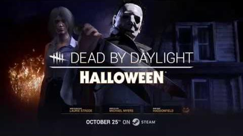 Dead by Daylight Chapter 2- Halloween Trailer