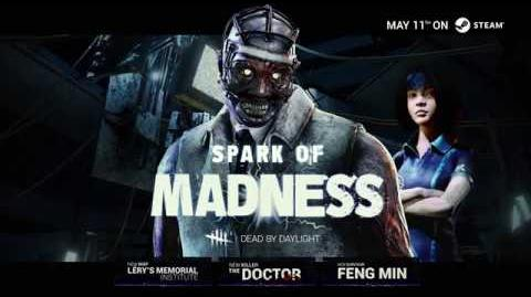 Dead by Daylight Chapter 4- Spark Of Madness
