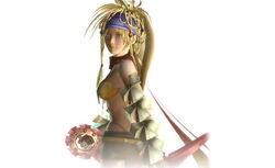 Dead Fantasy Rikku Artwork