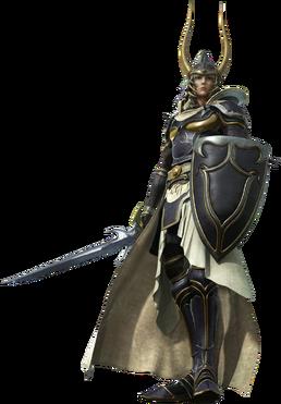 The Warrior of Light