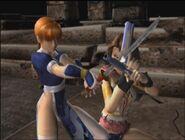 Yuna vs Kasumi