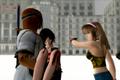 Hitomi slaps Hayate