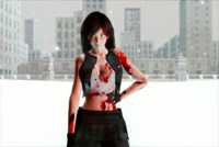 Injured tifa