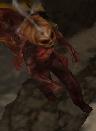 Pumpkin Head Zombie