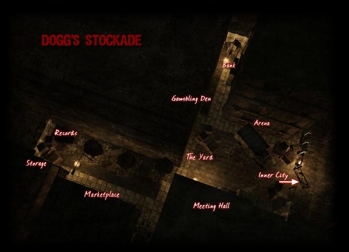 Doggu0027s Stockade